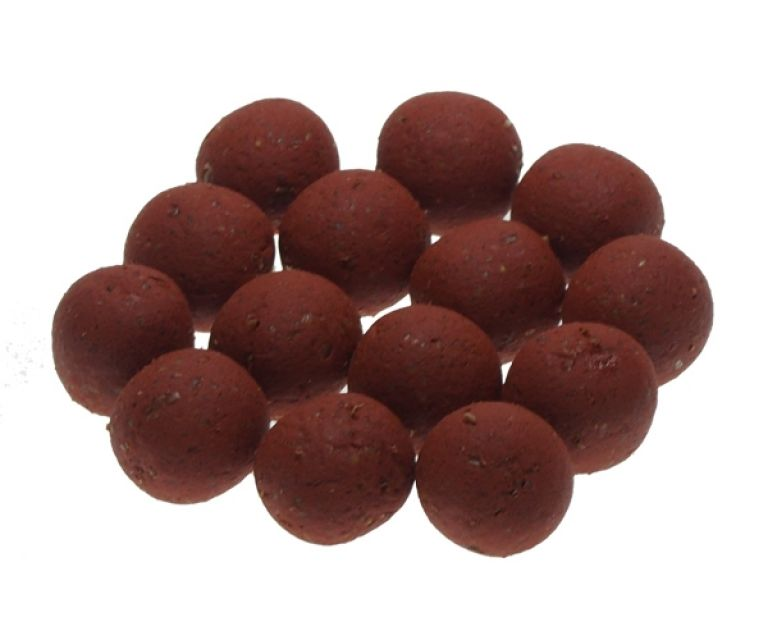 Red caviar boilies
